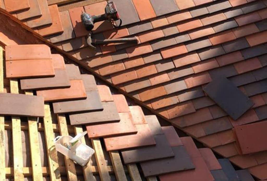 Rénovation toiture 77